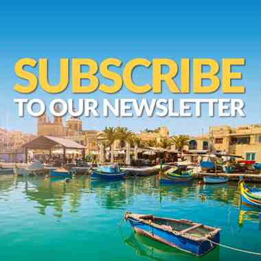 malta newsletter subscription image